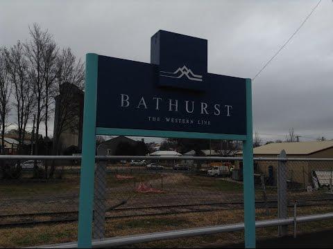 Sydney Trains Video Tour 109: Bathurst