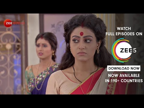 Aamar Durga - Indian Bangla Story - Epi 549 - Oct 17, 2017 - Zee Bangla TV Serial - Best Scene