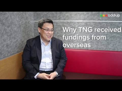 Sit Down with Alex Kong - TNG