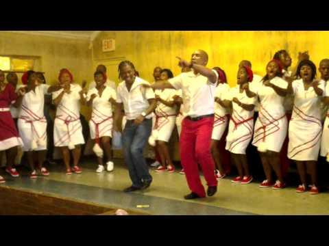 St. Paul's Gospel Choir Cape Town - Rorisang Matla