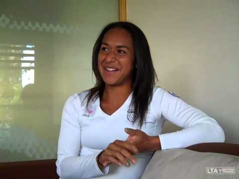 Heather Watson Twitter Q&A after becoming WTA champion