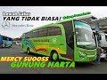 Kok LEWAT JALUR ANTI MAINSTREAM  Trip Naik Bus Gunung Harta GHTS 024 Malang Purwokerto