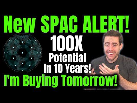 NEW SPAC Alert! Highest Reward SPAC EVER! I'm Buying NPA Stock Tomorrow!