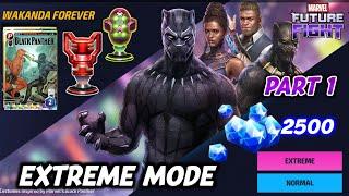 [[ Black Panther Extreme Pack #1 ]] Marvel Future Fight HINDI INDIA