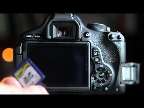Canon T3i 600D Firmware Upgrade