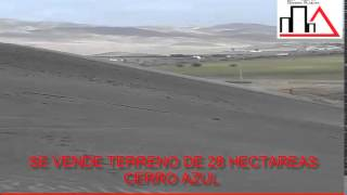 land for sale cerro azul 28 hectares