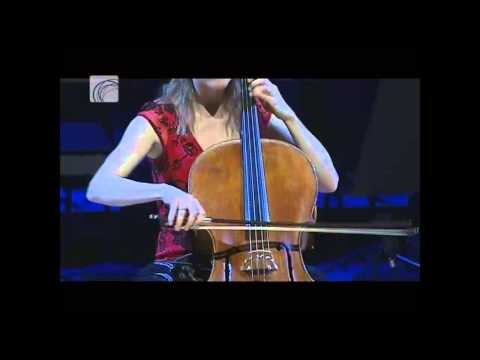 Ligeti Solo Sonata for cello performed by Ditta Rohmann