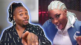 "MEGAN THEE STALLION ""CAPTAIN HOOK"" VIDEO REACTION!"