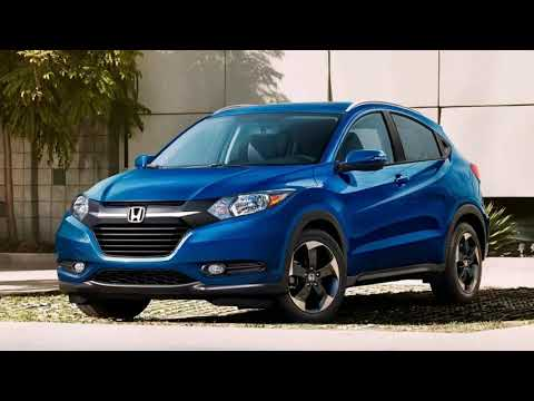 HOT NEWS 2018 Honda HRV Price and Release Date