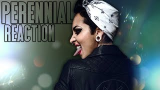 JINJER - Perennial (Official Video) FIRST REACTION!!