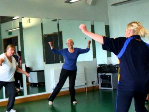 St Marks Silver Surfers Tallaght  Keeping Fit