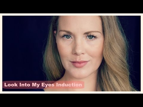 Hypnosis for Confidence (Look Into My Eyes Hypnosis Induction)