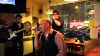Blues Alligators bei Olli im Bierhaus Live