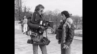 R0CKY - Película Del (1976) Detrás De Cámaras, Sylvester Stallone, Talia Shire, John G. Avildsen