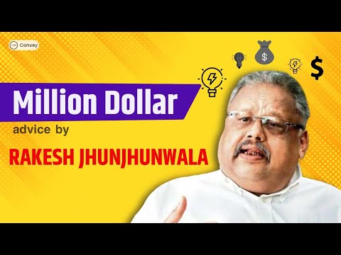 5 Investment rules of Rakesh Jhunjhunwala