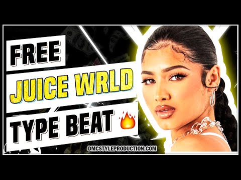 Juice WRLD Type Beat Free – Never – Freestyle Type  Beat