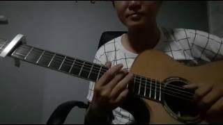 [Mitxi Tòng] Live streaming guitar 08 (Nơi này có anh - Sơn Tùng MT-P)