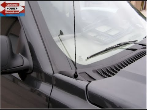 Chevrolet Silverado / GMC Sierra Antenna Replace and Troubleshoot