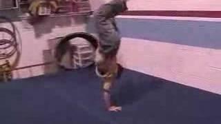 Sweet ninja moves!!!!!