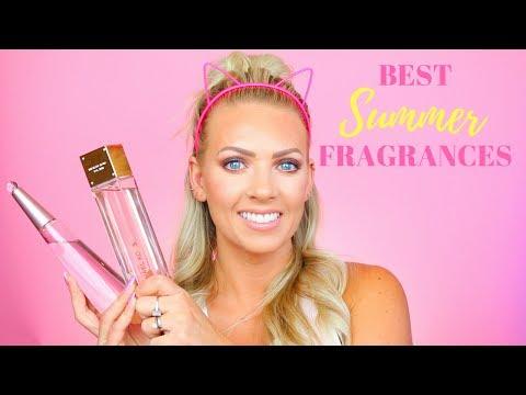 Best SUMMER Fragrances | WOMEN