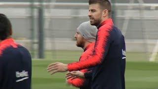 """""""Messi quiere ganar todo con Barcelona y su selección"""", dijo su entrenador Valverde"""