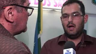 Procurador Thiago Régis audiência pública sobre FUNDEF em Quixeré.