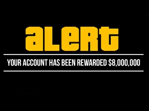 MILLIONS OF DOLLARS BEING REWARDED TO GTA 5 PLAYERS!