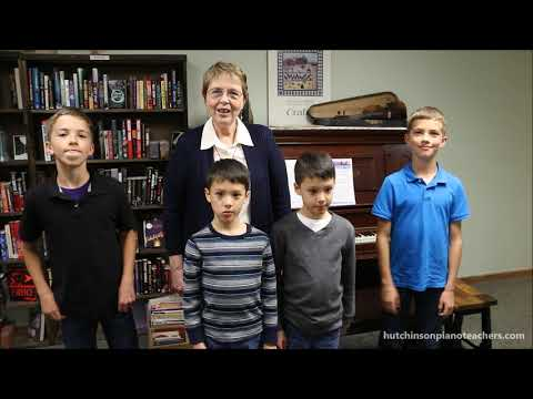 Hutchinson Area Piano Teachers' Association