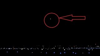 Object Filmed Floating Over U.S. Cities and Airports! Aug 2016