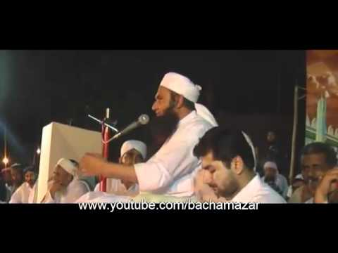 Maulana Tariq Jameel crying on Imam Hussain - Be the follower of Imam Hussain and NOT of Yazeed