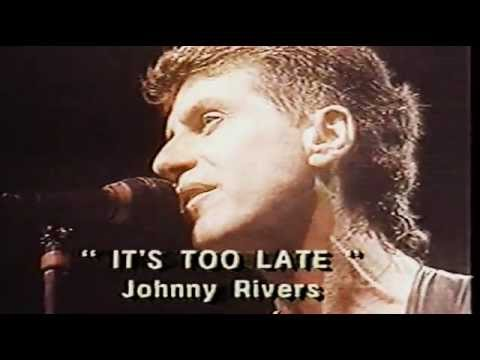 Johnny Rivers - It's Too Late