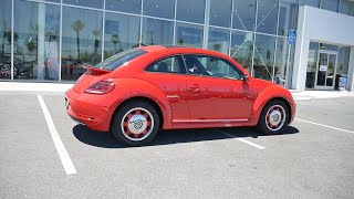 2018 Volkswagen Beetle Palm Springs, Palm Desert, Cathedral City, Coachella Valley, Indio, CA 705978