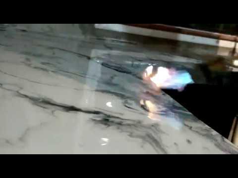 Mesada de Porcelanato Liquido RV Design  YouTube