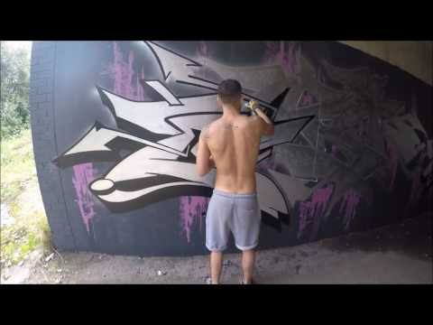 Graffiti - Ghost & Osek EA - The Return Of The OG