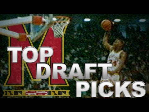 Top NBA Draft Picks for Maryland Since 1986 | ACCDigitalNetwork