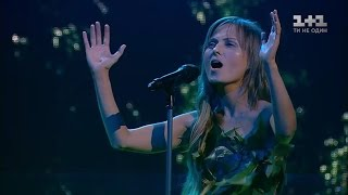 Katya Chilly – Кустова – четвертьфинал – Голос страны 7 сезон