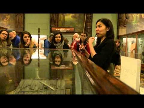 NYC American Natural History Museum Tour 10 3 2015