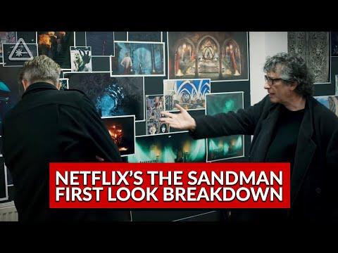 Netflix's The Sandman First Look Breakdown and Easter Eggs (Nerdist News w/ Dan Casey)