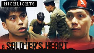 Michael slowly recovers from his injuries | A Soldier's Heart (With Eng Subs)