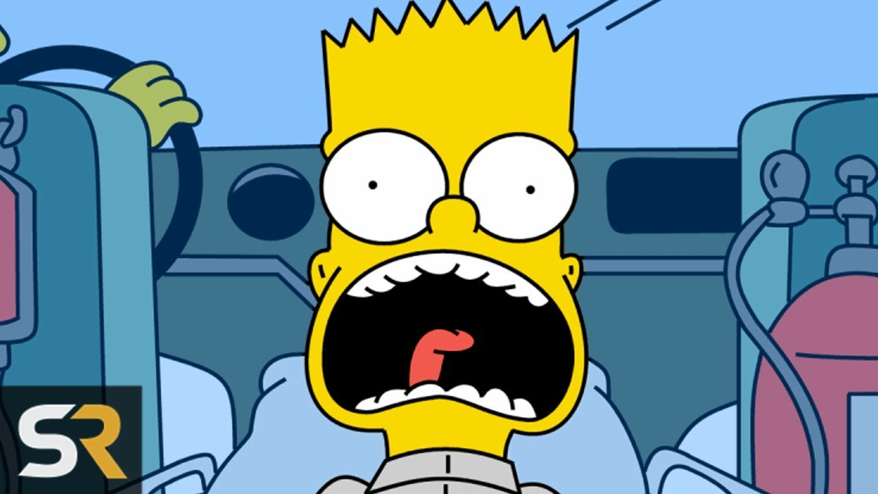 5 Dark Secrets You Didn T Know About Bart Simpson Youtube