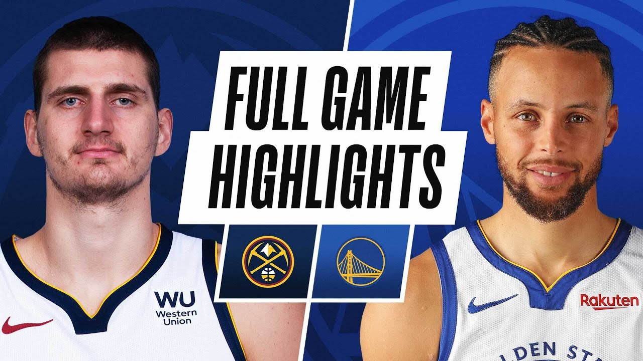 Warriors vs. Thunder - Game Recap - April 14, 2021 - ESPN