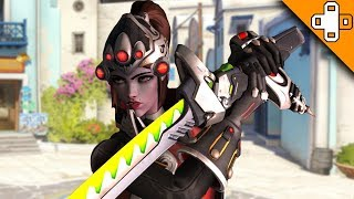 BEST PRO WIDOWMAKER IN OVERWATCH? Overwatch Funny & Epic Moments 517