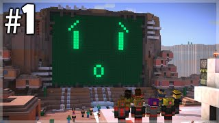 Minecraft Story Mode - Episode 7 - MEETING PAMA (Part 1) Access Denied