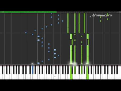 James Horner - Jake's First Flight (OST Avatar) Piano Tutorial (Synthesia + Sheets + MIDI)