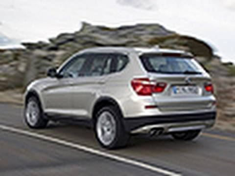 First Look: 2011 BMW X3 - YouTube