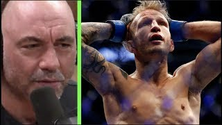 Joe Rogan on TJ Dillashaw Testing Positive for EPO