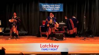 Latchkey's Family Night 2016