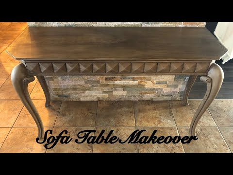 Chalk Paint Tutorial- The Weathered Wood Look