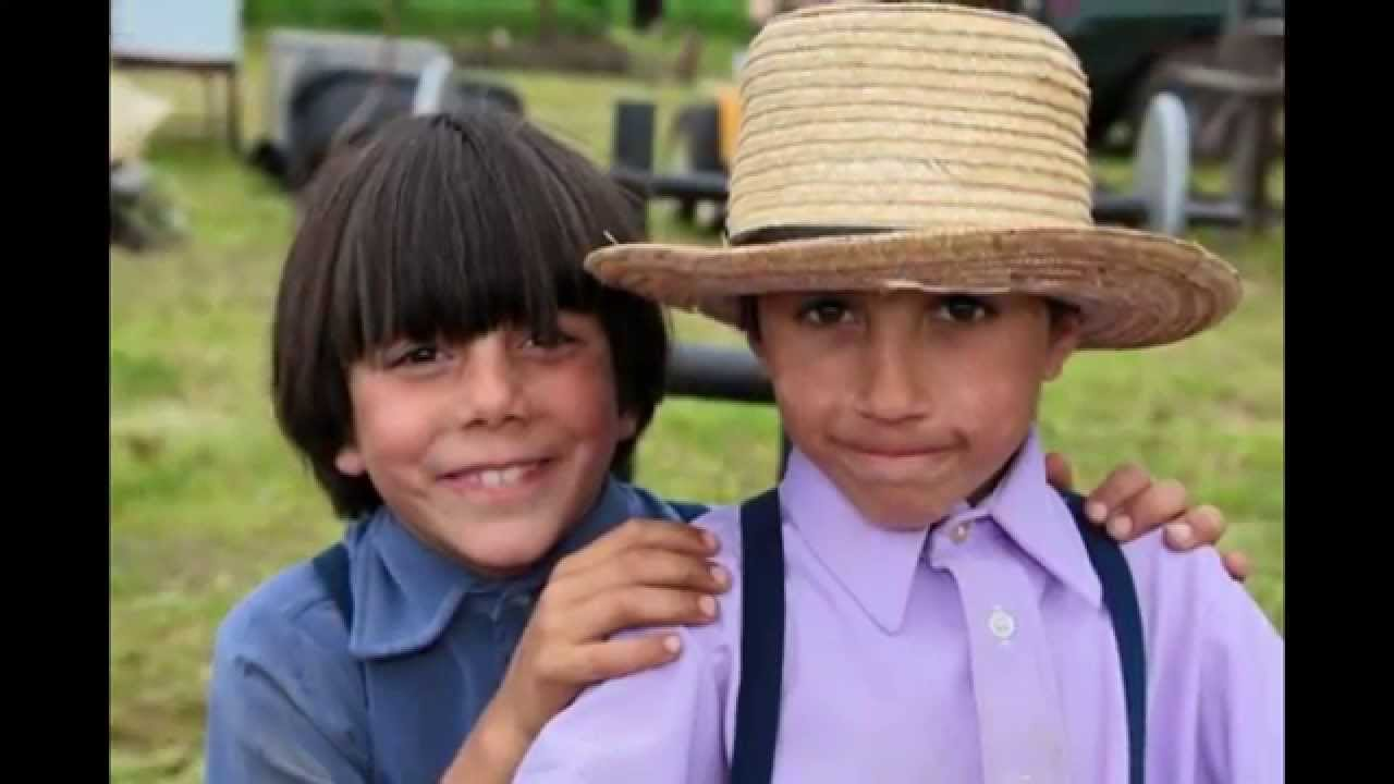 Amish Boys 2014 Youtube