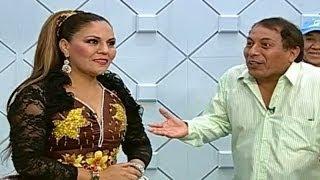 Dina Páucar se reencuentra con un antiguo amor en